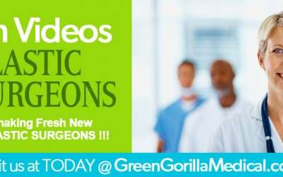 Fresh New Videos for Plastic Surgeons