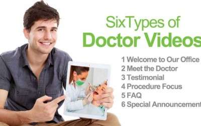 6 Types of Doctor Videos